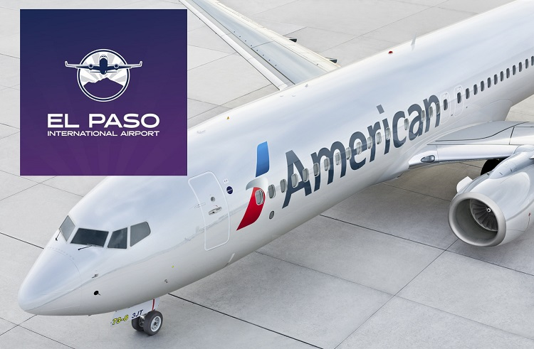 American Airlines will be expanding service to Charlotte Douglas International Airport from El Paso.