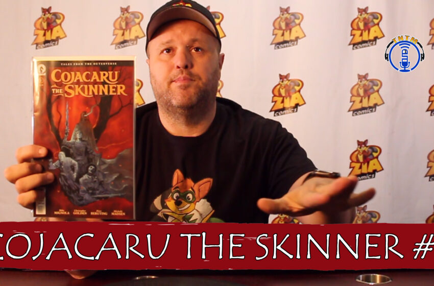 VLog: TNTM's Troy reviews Dark Horse Comics Cojacaru the Skinner #1