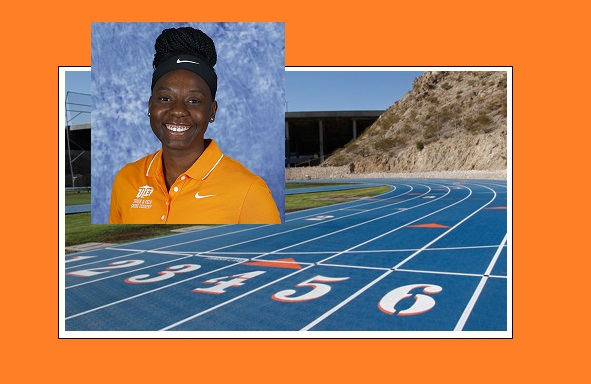 Maribel Caicedo  |  Photo courtesy UTEP Athletics