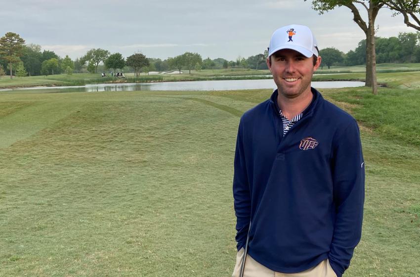 UTEP Men's Golf places 11th at Bayou City Collegiate Classic
