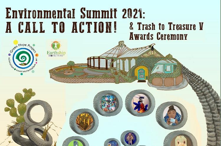 Green Hope Project to host virtual Environmental Summit & Trash to Treasure Awards Ceremony