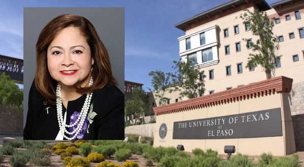 Isabel Baca, Ph.D., associate professor of English at The University of Texas at El Paso, recently earned a prestigious Advancement of Knowledge Award from the Conference of College Composition and Communication for a book she helped edit that promotes inclusive writing studies that will foster Latinx student success.