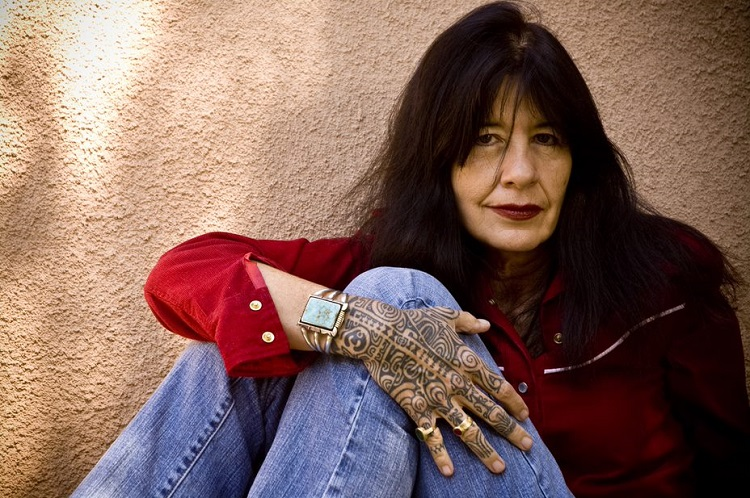Joy Harjo, second-term Poet Laureate of the United States  | Photo courtesy UTEP