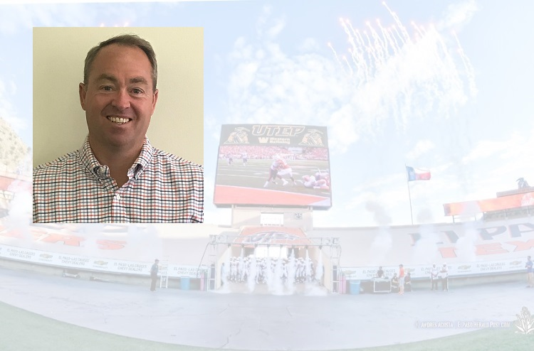 UTEP announces Mark Goodwin as Director of Ticket Sales and Service