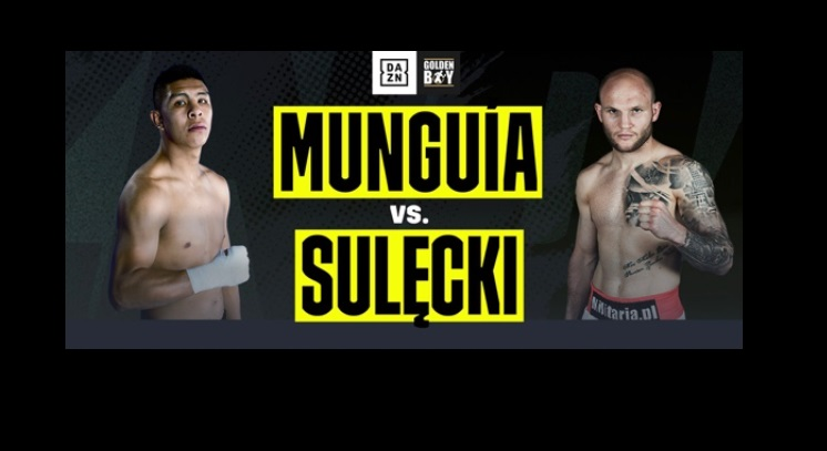 Munguia vs. Sulecki bout set for June at the Don Haskins Center