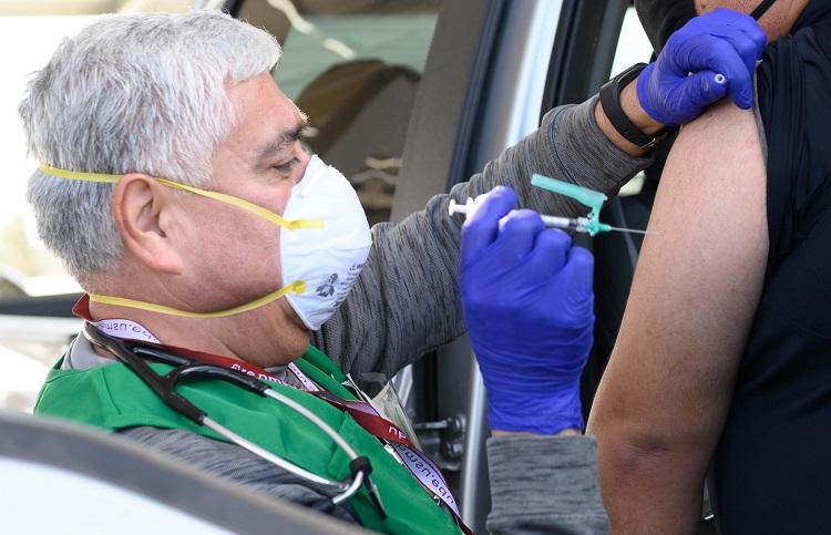 NMSU pauses Johnson & Johnson vaccination events