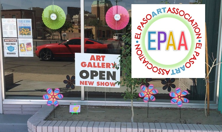 El Paso Art Association set to host 3 art events during Colors of Spring Art Exhibit