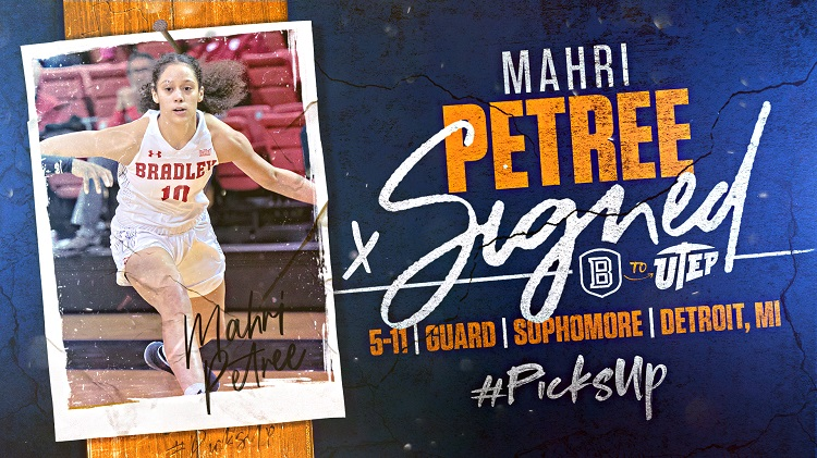 Mahri Petree  | Graphic courtesy UTEP