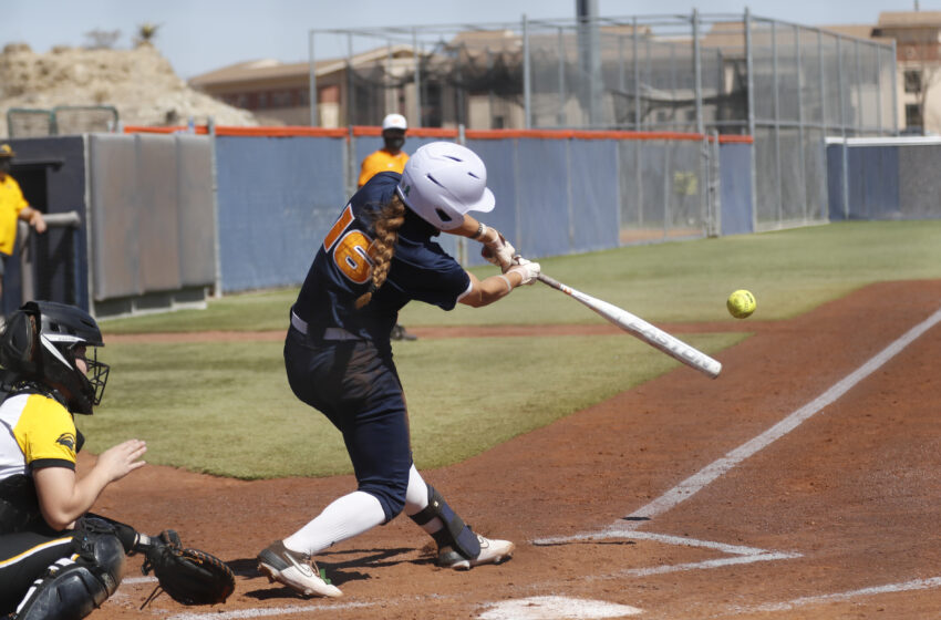Gallery+Story: Miners take finale to split series with Southern Miss