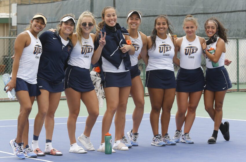 Miner Tennis Squad to challenge undefeated FIU in C-USA Championship's opening round