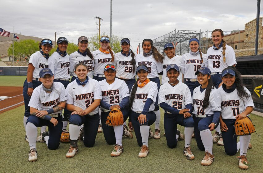 UPDATE: UTEP Softball's Series with LA Tech Moved to Sunday, Monday