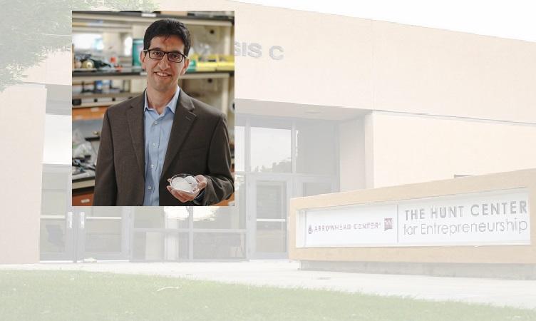 Foudazi named honoree of first NMSU Intellectual Property Award