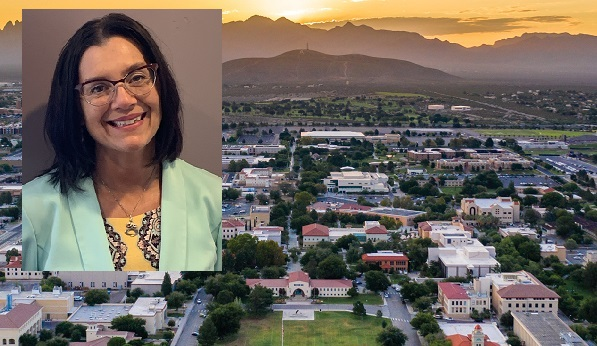 Teresa Maria Linda Scholz has been selected as New Mexico State University's first-ever vice president for equity, inclusion and diversity.   | Photo courtesy NMSU