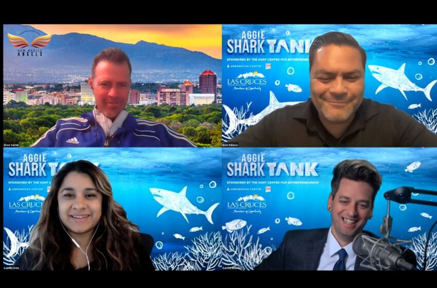 Aggie Shark Tank turns up the heat for businesses, investors