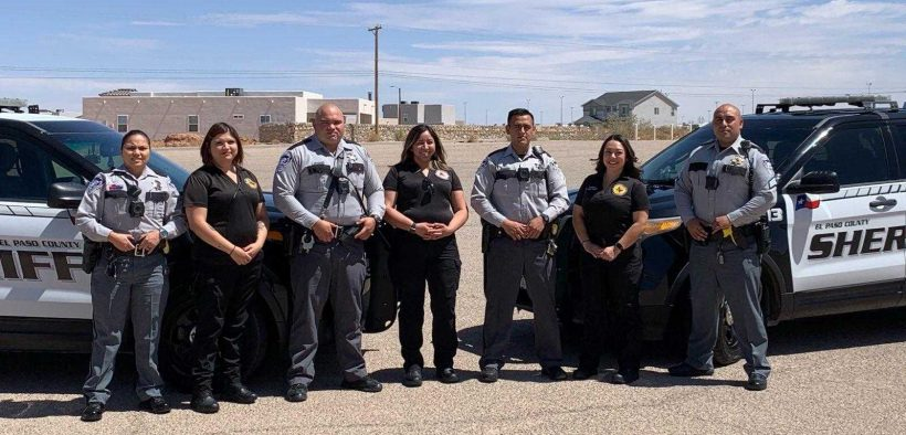The El Paso County Sheriff's Department and Emergence Health Network fielded three crisis intervention teams this week.  | Photo courtesy Sheriff's Department