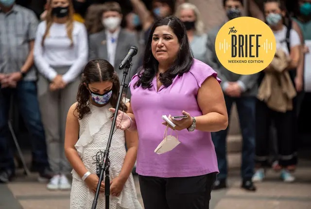 """Podcast: Family fights anti-trans bills at Texas Capitol: """"I will walk through fire to see my child be happy"""""""