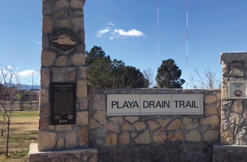 Paso del Norte Trail holds Celebrate Trails Day event Saturday at Playa Drain Trail