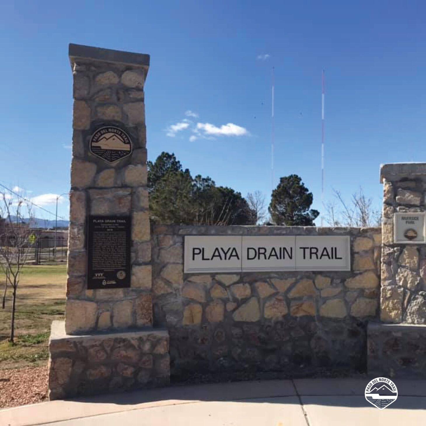 Playa Drain Trail