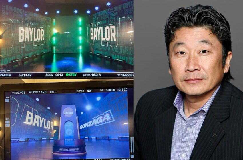 UTEP Lighting Designer part of this year's 'Final Four' Coverage