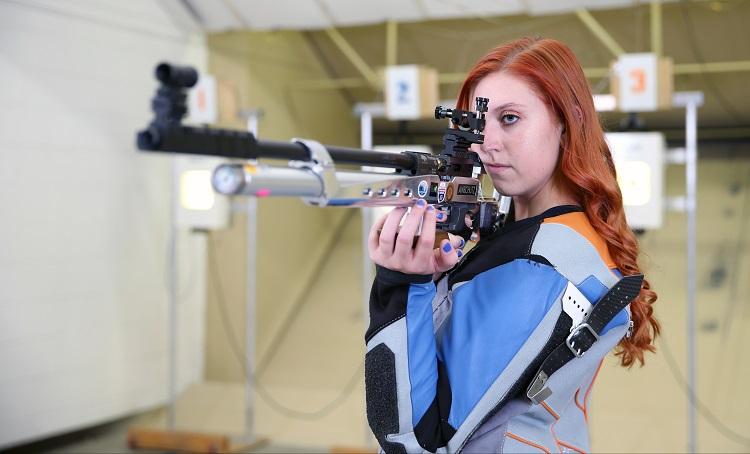 UTEP Rifle's Jonna Warnken honored with C-USA Spirit of Service Award