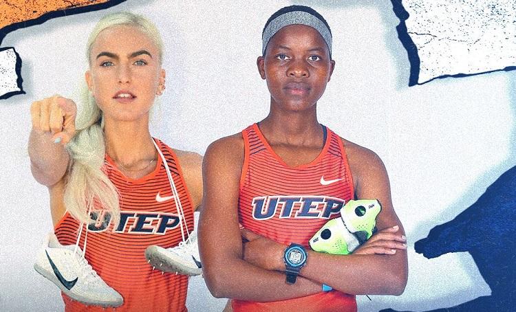 UTEP's Daland, Jerubet Claim Gold at Roadrunner Invitational