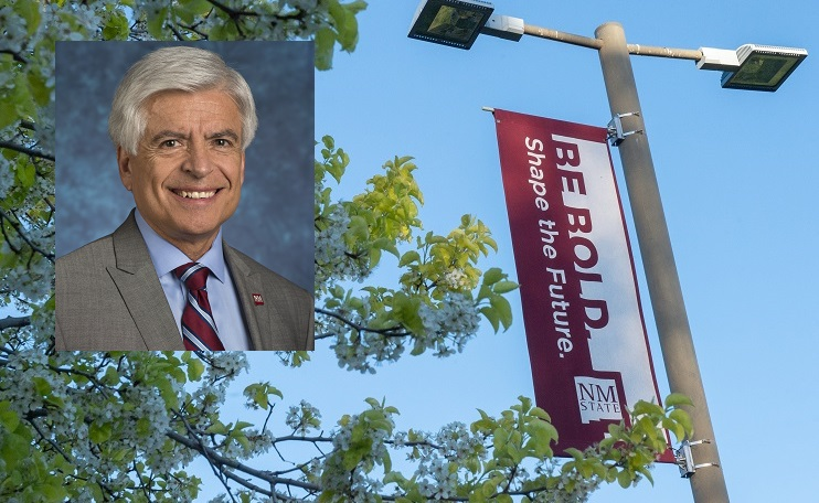 New Mexico State University Chancellor Dan Arvizu has been named to the Border Industrial Association Board of Directors.  | Photo courtesy NMSU