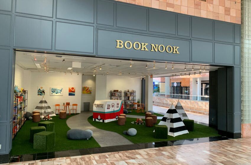 The Book Nook set to open Friday at Sunland Park Mall