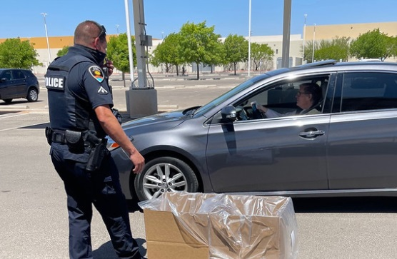 DEA, partners announce results of 20th National Prescription Drug Take Back Day