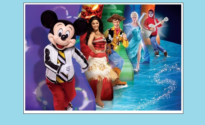 Disney On Ice returns to El Paso in May