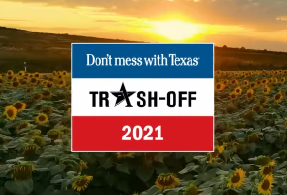 Area volunteers set for this weekend's Don't Mess With Texas Trash-Off