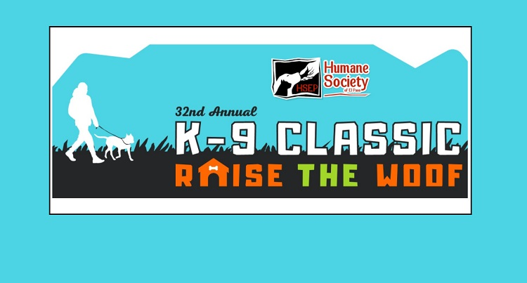 """Humane Society of El Paso, Gyn Path Services partner for 32nd Annual K-9 Classic """"Raise the Woof"""""""