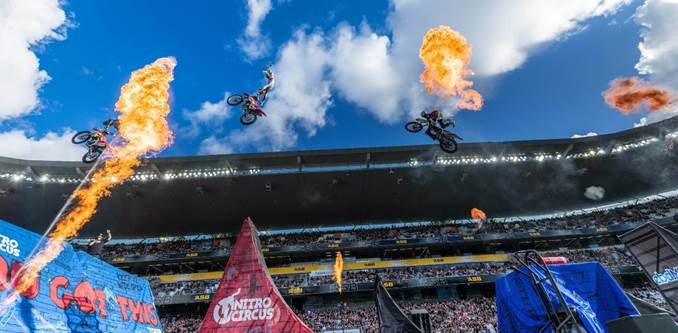 Nitro Circus returns to El Paso in October; Tickets from original 2020 event will be honored