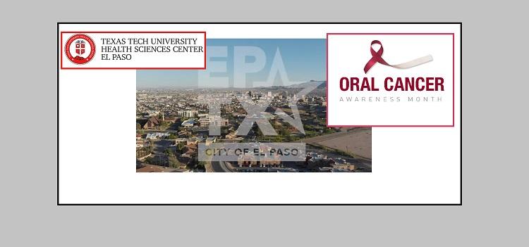 City of El Paso, TTUHSC El Paso partner to offer Oral Cancer Awareness