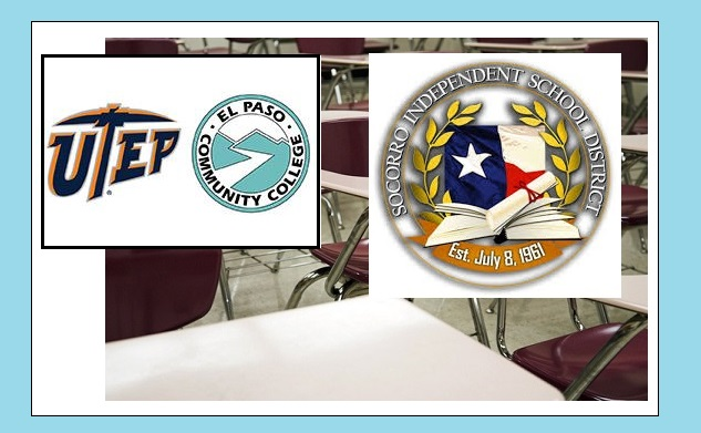 Socorro ISD partners with UTEP, EPCC to provide virtual Operation College Bound for seniors