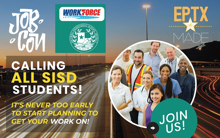 SISD, Workforce Solutions Borderplex to have virtual 2021 Job Con for high school students