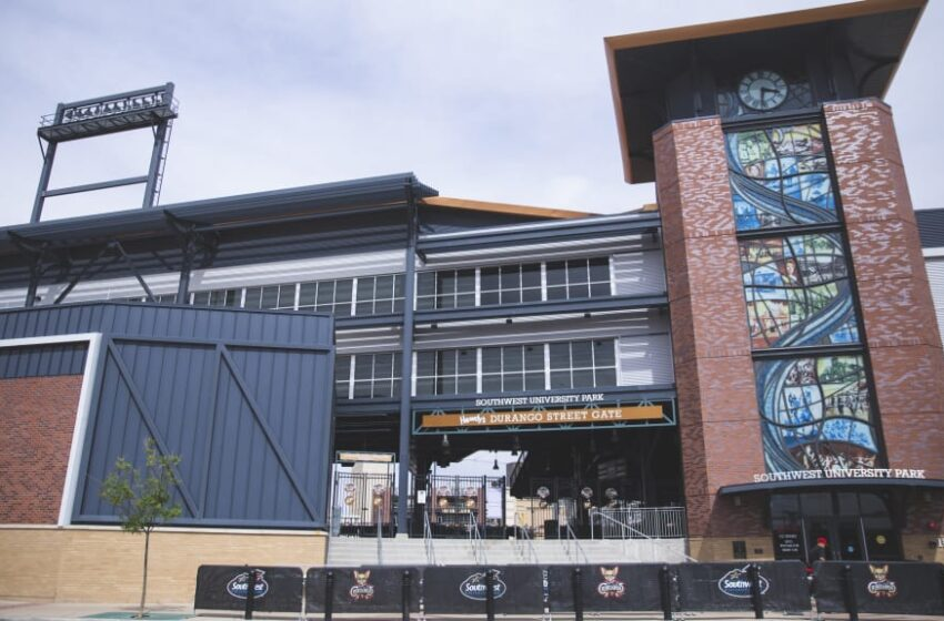 Southwest University Park to become Cashless Venue