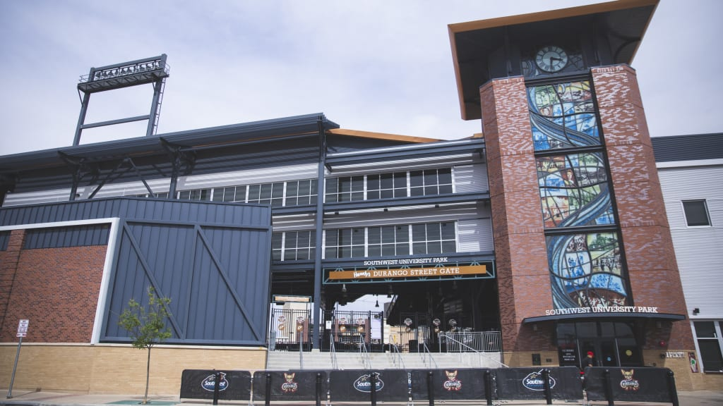 Southwest University Park, home of the El Paso Chihuahuas and El Paso Locomotive | Photo courtesy Southwest University Park