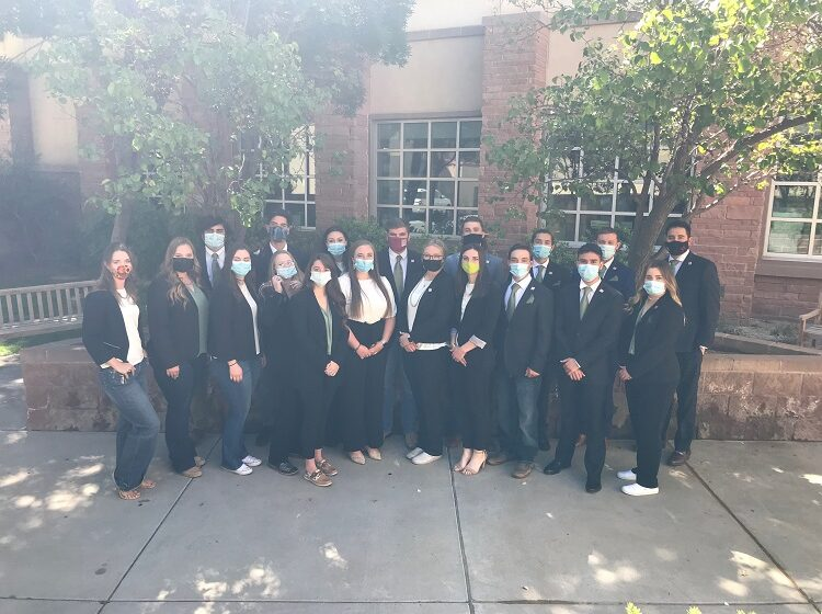 NMSU students vie in national agricultural marketing, sales competitions