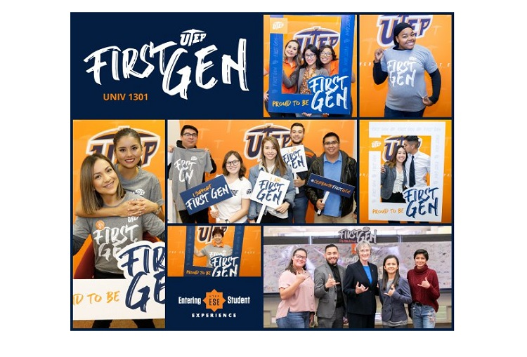 UTEP unveils new strategy to Bolster first generation student success