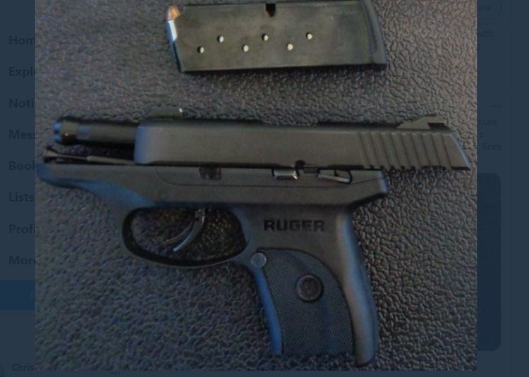 TSA officers at El Paso International Airport discover six handguns in 36 days