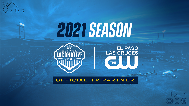 El Paso Locomotive extend partnership with KVIA as official local TV Partner