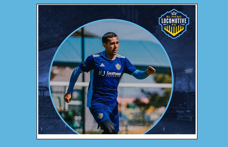 El Paso Locomotive FC extends loan of Forward Josue Aaron Gomez from FC Juarez