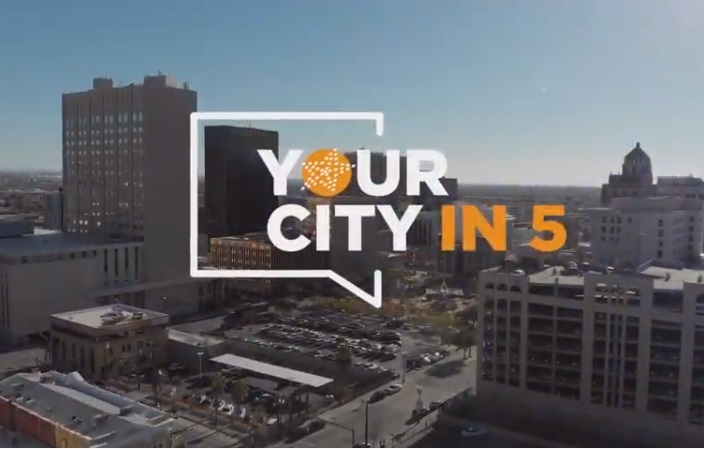 Video: Your City in 5 for Week ending April 24th
