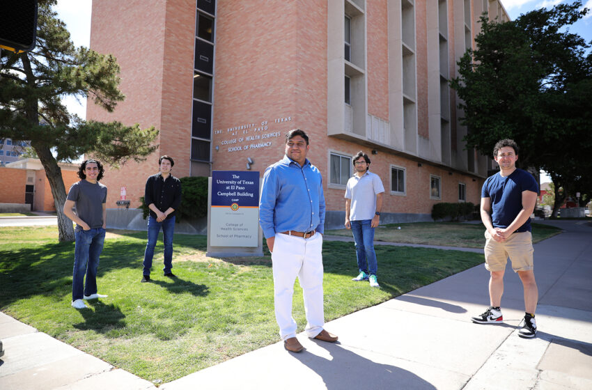UTEP, UNM collaborate on online platform to accelerate COVID-19 Drug Discovery