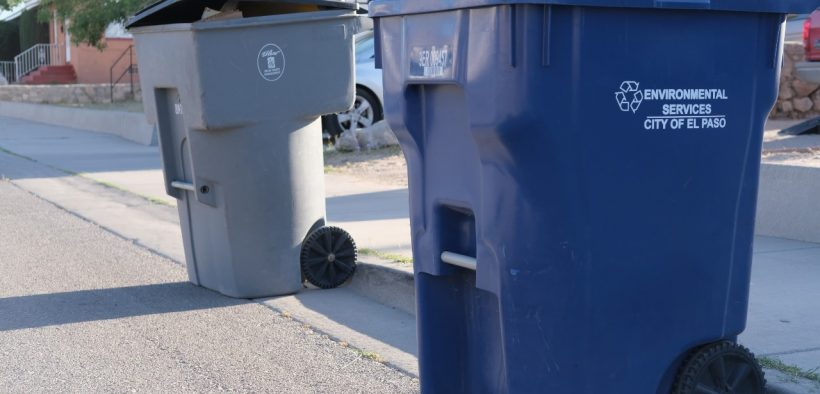 El Paso recycling program plagued by misuse, distrust and confusion