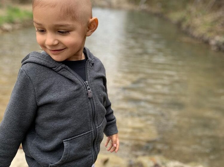 Group starts fundraiser for 3-year-old cancer patient to visit Hollywood Studios