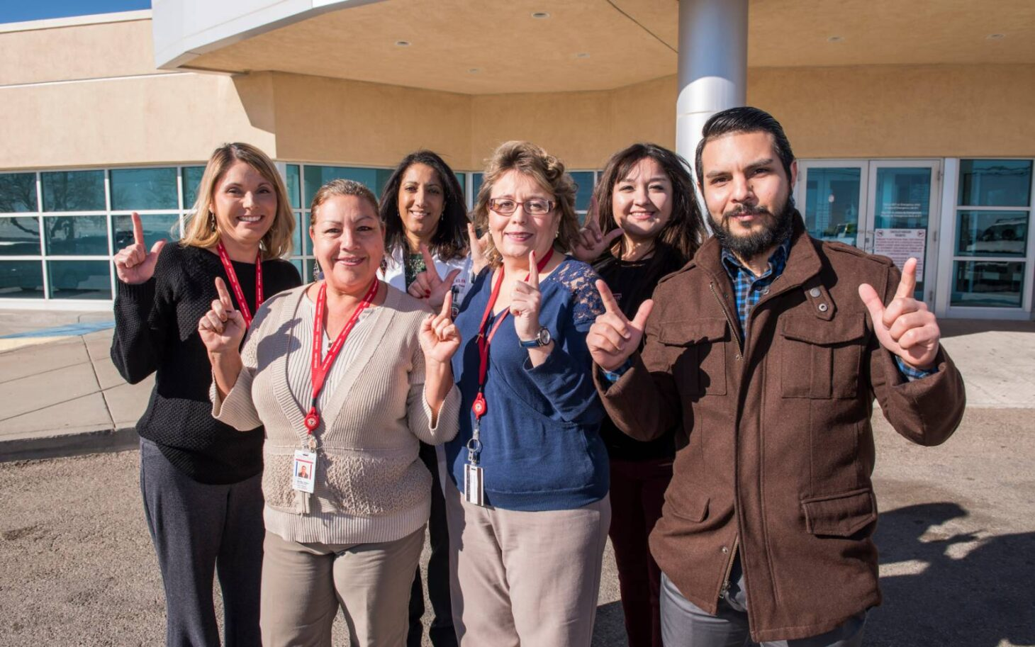 Photo courtesy TTUHSC El Paso / Alumni & Friends Magazine