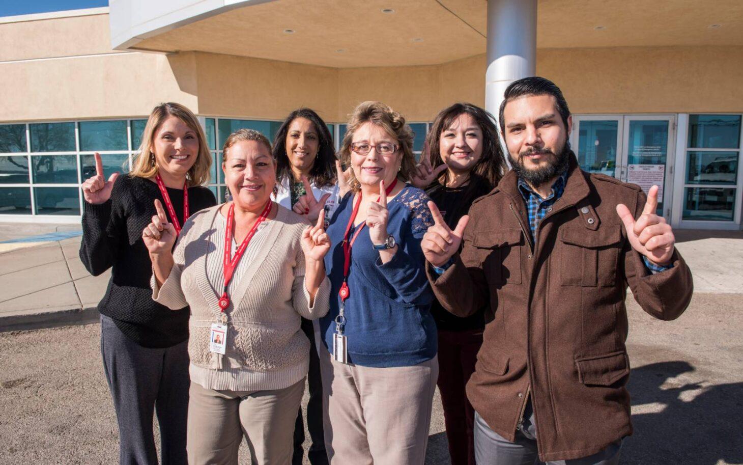 Photo courtesy TTUHSC El Paso / Alumni & Friends Magazine
