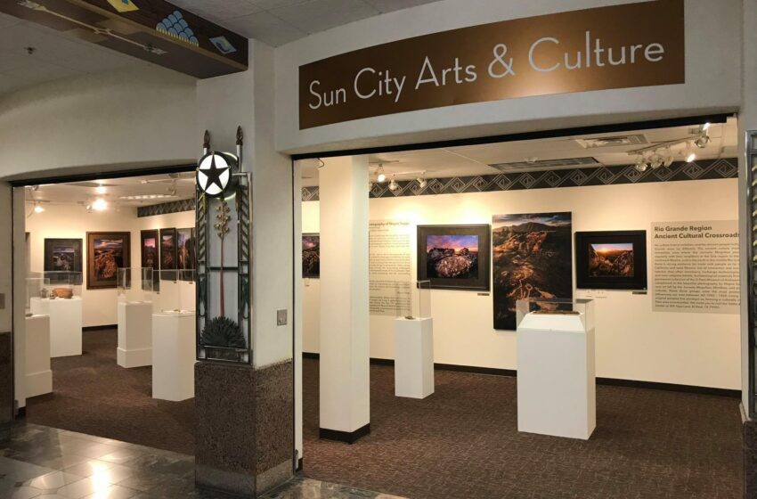 El Paso International Airport unveils new Arts and Culture Exhibit