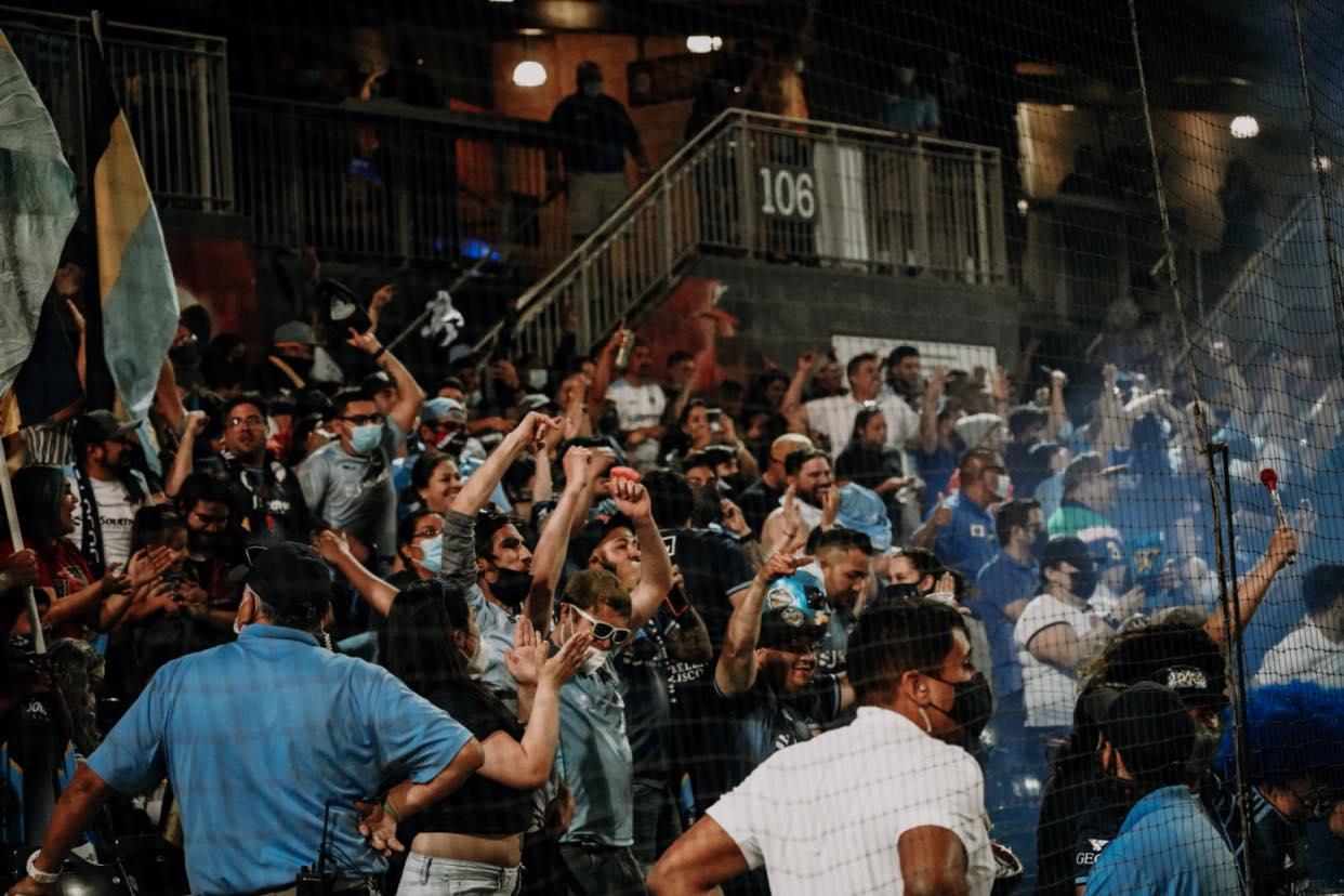 Photo courtesy El Paso  Locomotive FC